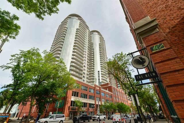 2903 10136 104 Street, Edmonton, AB T5J 0B5 (#E4193470) :: Initia Real Estate