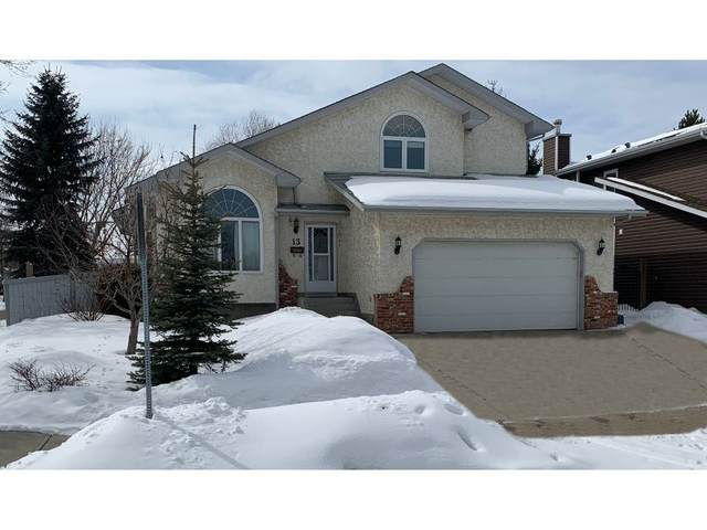 13 Duncan Court, St. Albert, AB T8N 4Z1 (#E4193519) :: Initia Real Estate