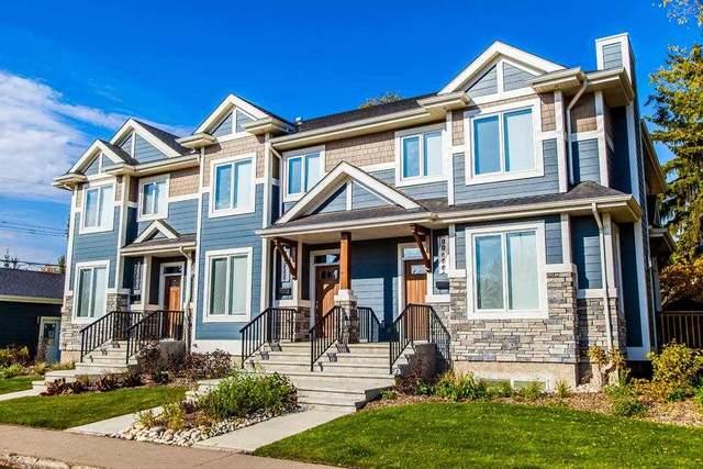 10604 61 AV NW, Edmonton, AB T6H 1L7 (#E4193557) :: Initia Real Estate