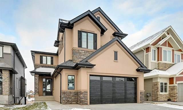 5747 Keeping Crescent, Edmonton, AB T6W 0S5 (#E4193671) :: Initia Real Estate