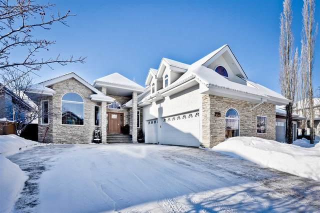 956 Hollingsworth Bend, Edmonton, AB T6R 3G8 (#E4193673) :: Initia Real Estate