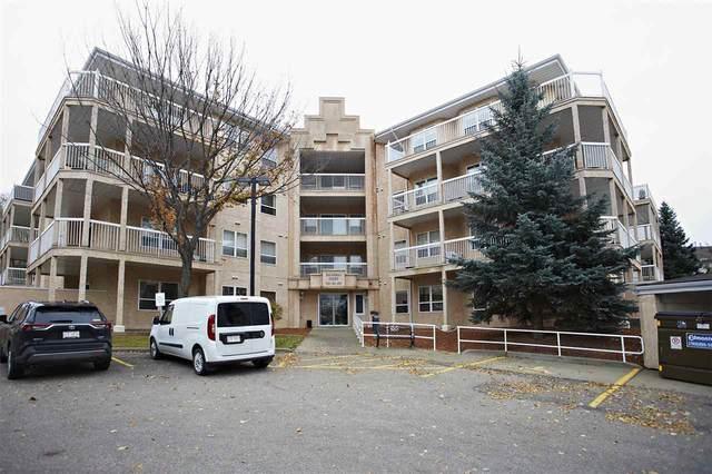 107 17511 98A Avenue, Edmonton, AB T5T 6A2 (#E4194772) :: Müve Team | RE/MAX Elite