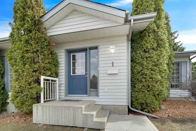 1 Westlake Drive, Spruce Grove, AB T7X 1T1 (#E4194860) :: Müve Team   RE/MAX Elite