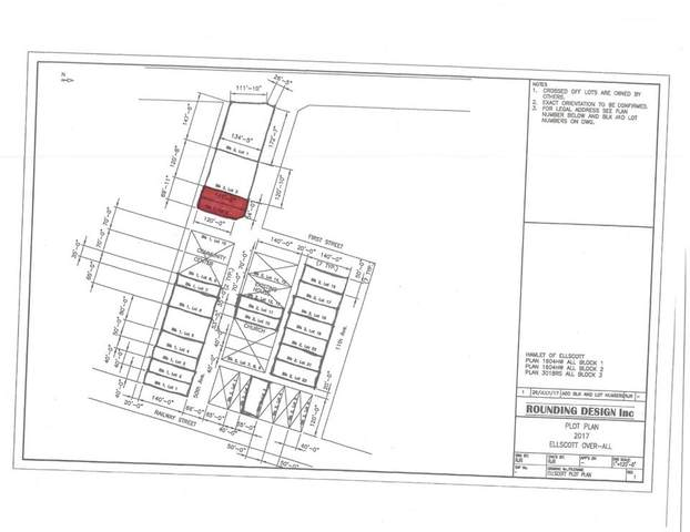 Lot 3 Block 3 Plan 3018 Rs, Ellscott, AB T0A 1B0 (#E4194946) :: RE/MAX River City