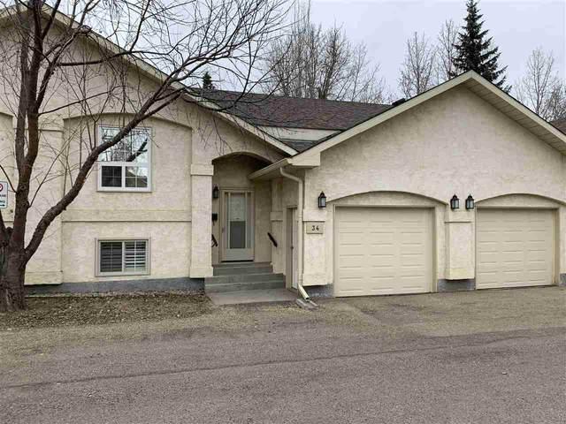 #34 4630 17 Avenue, Edmonton, AB T6L 6H3 (#E4195315) :: Müve Team | RE/MAX Elite