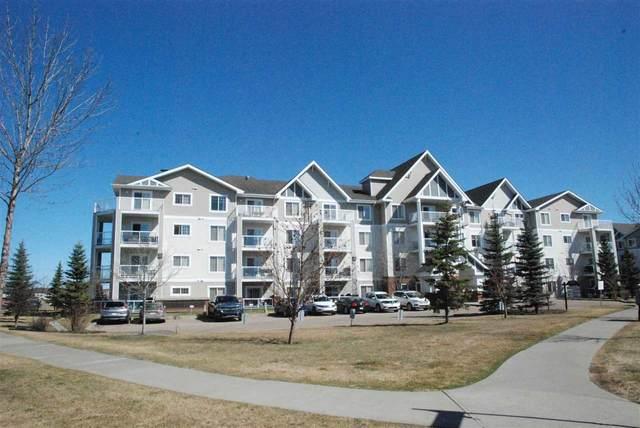 417 13830 150 Avenue, Edmonton, AB T6V 1X2 (#E4195440) :: Müve Team | RE/MAX Elite