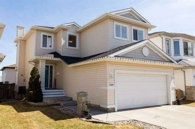 15607 44 Street, Edmonton, AB T5Y 3H1 (#E4195470) :: The Foundry Real Estate Company