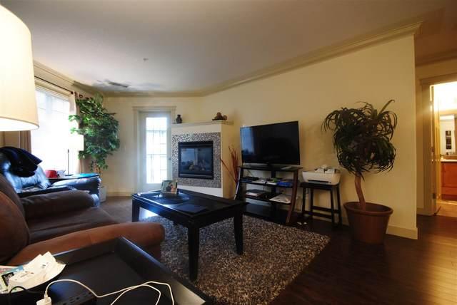 302 16235 51 Street, Edmonton, AB T5Y 0V3 (#E4195520) :: The Foundry Real Estate Company