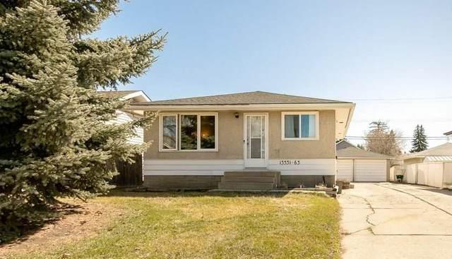 13331 63 Street, Edmonton, AB T5A 0W9 (#E4195524) :: Müve Team   RE/MAX Elite