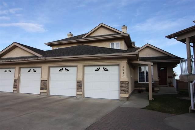 9916 100 Avenue, Fort Saskatchewan, AB T8L 4N4 (#E4195994) :: RE/MAX River City
