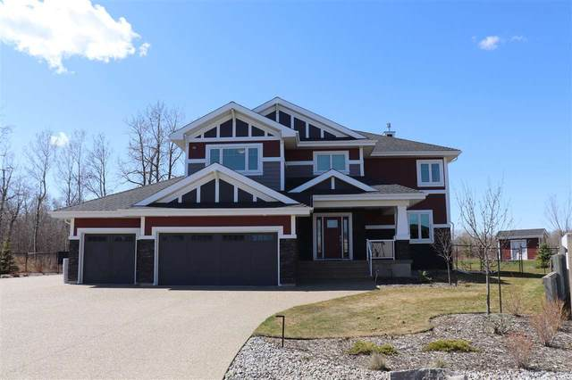 298 52320 RGE RD 231, Rural Strathcona County, AB T8A 1A9 (#E4196221) :: The Foundry Real Estate Company