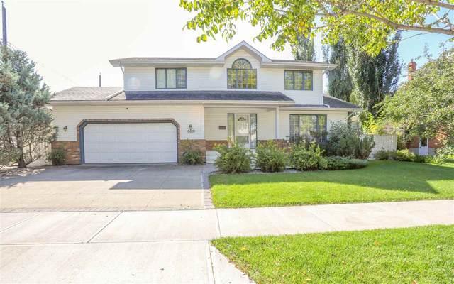 9619 95 Avenue, Edmonton, AB T6C 2A2 (#E4196280) :: The Foundry Real Estate Company