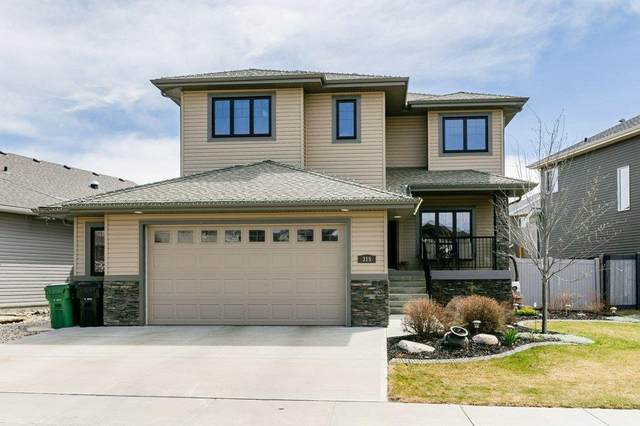 315 Bridgeport Place N, Leduc, AB T9E 0M2 (#E4196300) :: Müve Team | RE/MAX Elite