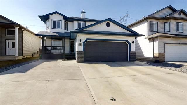 6015 164 Avenue, Edmonton, AB T5Y 0G4 (#E4196368) :: The Foundry Real Estate Company