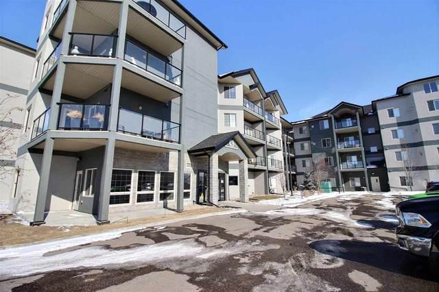 410 16235 51 Street, Edmonton, AB T5Y 0V3 (#E4196430) :: The Foundry Real Estate Company