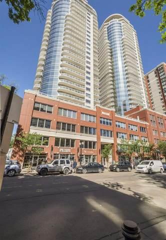 3203 10152 104 Street, Edmonton, AB T5J 0B6 (#E4196556) :: RE/MAX River City