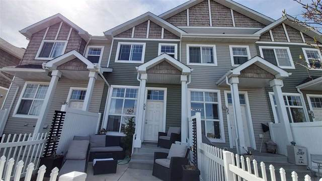 54 2051 Towne Centre Boulevard, Edmonton, AB T6R 0G8 (#E4196792) :: The Foundry Real Estate Company