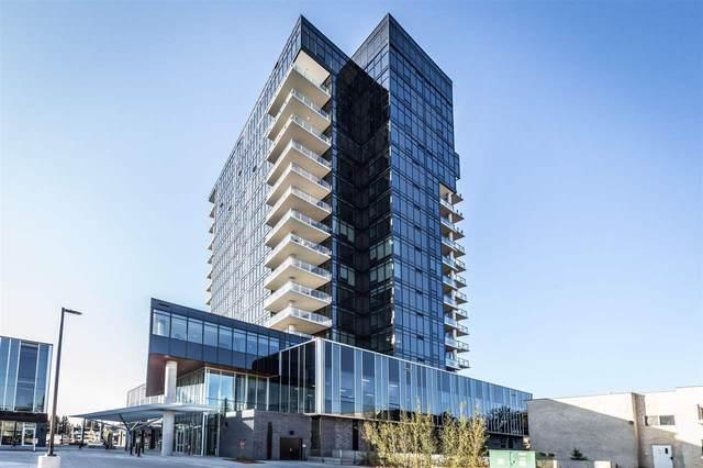 604 14105 West Block Dr, Edmonton, AB T5N 1L5 (#E4196864) :: RE/MAX River City