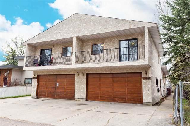 11440 125 Street, Edmonton, AB T5M 0M9 (#E4197002) :: The Foundry Real Estate Company