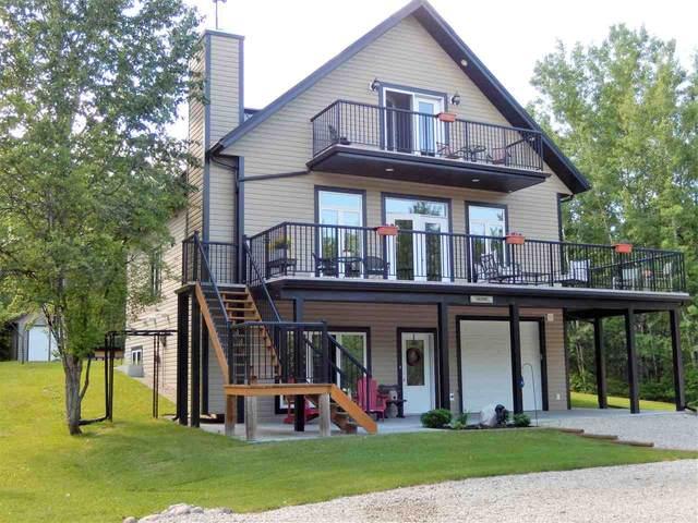 59 & 61 4224 TWP 545, Rural Lac Ste. Anne County, AB T0E 0L0 (#E4197028) :: Initia Real Estate