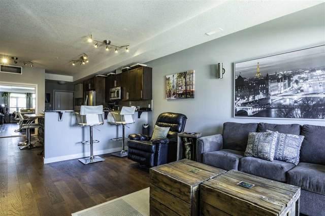 313 10811 72 Avenue, Edmonton, AB T6E 1A4 (#E4197160) :: The Foundry Real Estate Company