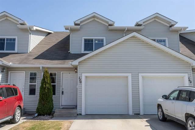 170 150 Edwards Drive, Edmonton, AB T6X 1M4 (#E4197182) :: The Foundry Real Estate Company