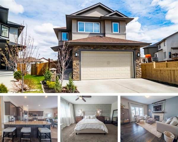 5616 19 Avenue SW, Edmonton, AB T6X 1T6 (#E4197194) :: RE/MAX River City