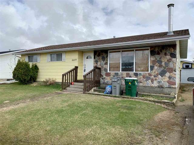 5039 46 Street, Lamont, AB T0B 2R0 (#E4197224) :: Müve Team | RE/MAX Elite