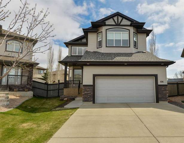 134 Bridgeport Court, Leduc, AB T9E 0M2 (#E4197239) :: Müve Team | RE/MAX Elite