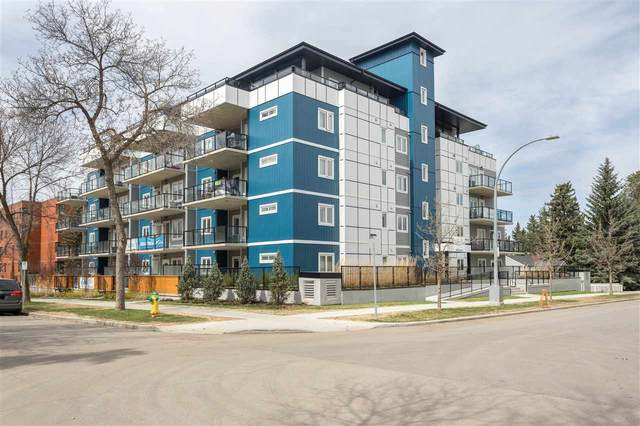 201 8510 90 Street, Edmonton, AB T6C 3L5 (#E4197306) :: The Foundry Real Estate Company