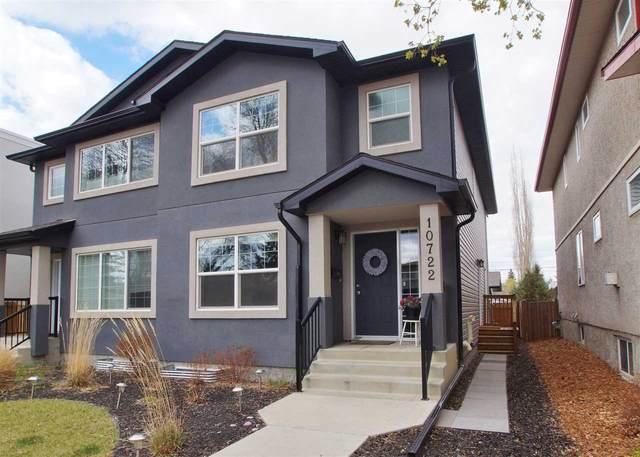 10722 72 Avenue, Edmonton, AB T6E 1A1 (#E4197406) :: The Foundry Real Estate Company