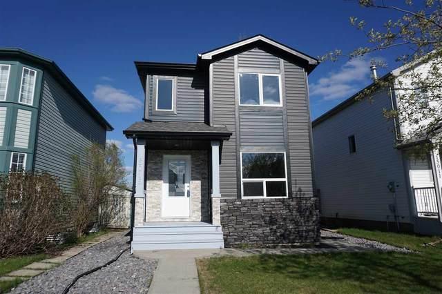 15015 132 Street, Edmonton, AB T6V 1K8 (#E4197457) :: Müve Team | RE/MAX Elite