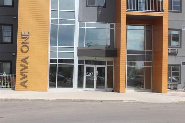 216 507 Albany Way, Edmonton, AB T6V 0K9 (#E4197462) :: Müve Team   RE/MAX Elite