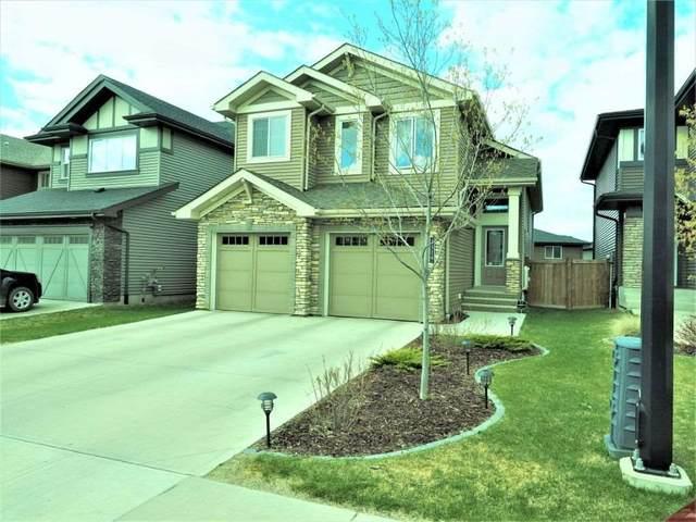 3314 Weidle Way SW, Edmonton, AB T6X 1T1 (#E4197533) :: RE/MAX River City