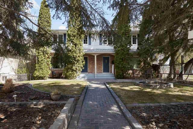 10502 73 Avenue, Edmonton, AB T6E 1C2 (#E4197555) :: The Foundry Real Estate Company
