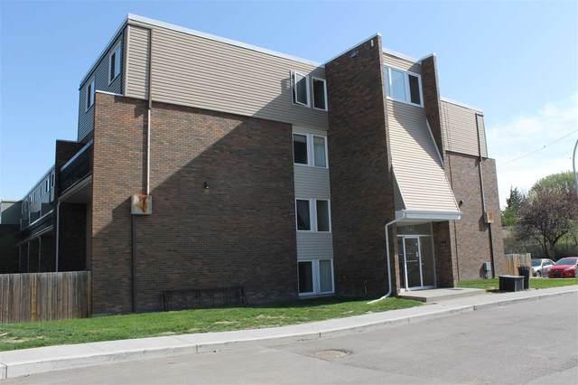 215 7835 159 Street, Edmonton, AB T5R 2E1 (#E4197559) :: RE/MAX River City