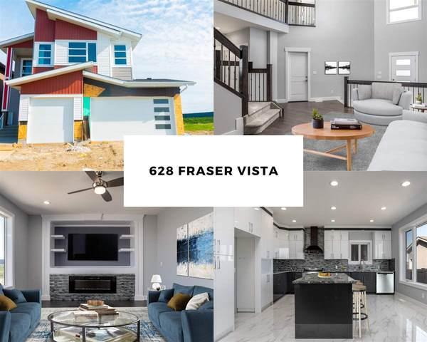 628 Fraser Vista, Edmonton, AB T5Y 3M8 (#E4197585) :: Müve Team | RE/MAX Elite