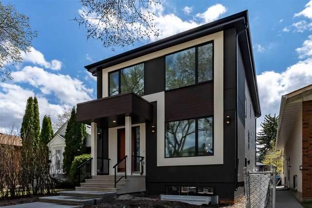 10815 73 Avenue, Edmonton, AB T6E 1C8 (#E4197613) :: The Foundry Real Estate Company