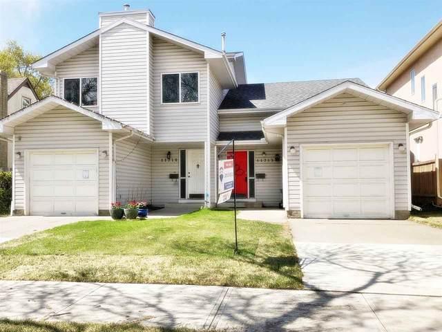 11712 123 Street, Edmonton, AB T5M 0G9 (#E4197616) :: The Foundry Real Estate Company