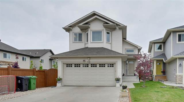 13 Rockwell Close, Fort Saskatchewan, AB T8L 0E7 (#E4197640) :: Müve Team | RE/MAX Elite