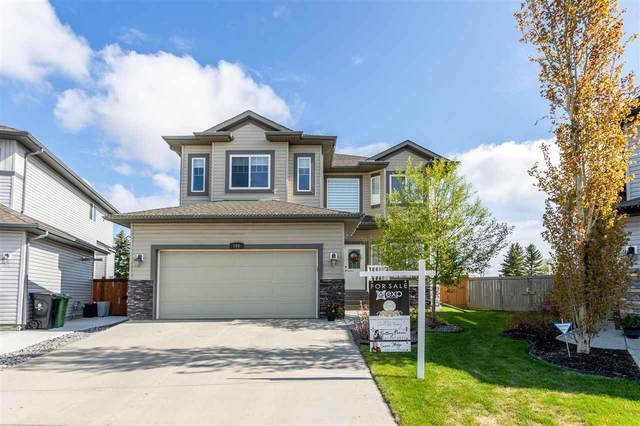 166 Sonora Crescent, Fort Saskatchewan, AB T8L 0H6 (#E4197727) :: Müve Team | RE/MAX Elite