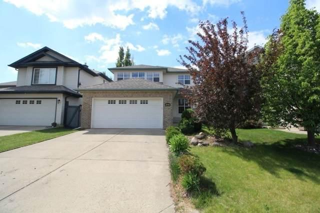 1307 Barnes Close, Edmonton, AB T6W 1G6 (#E4197733) :: RE/MAX River City
