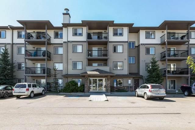437 1180 Hyndman Road, Edmonton, AB T5A 0P8 (#E4197768) :: Müve Team | RE/MAX Elite