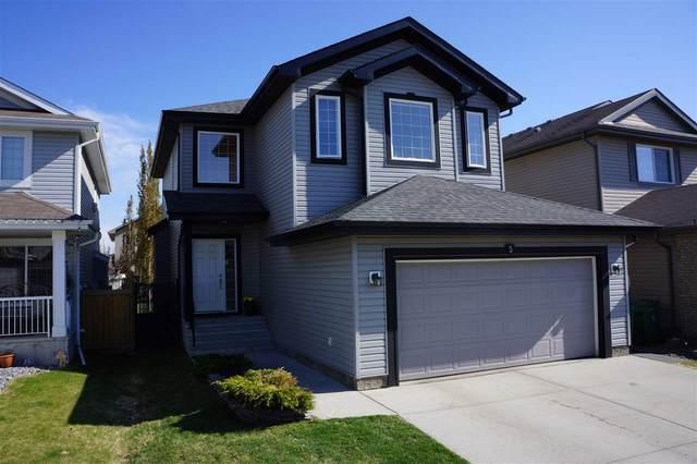 5 Whistler Place, Fort Saskatchewan, AB T8L 0B5 (#E4197796) :: Müve Team | RE/MAX Elite