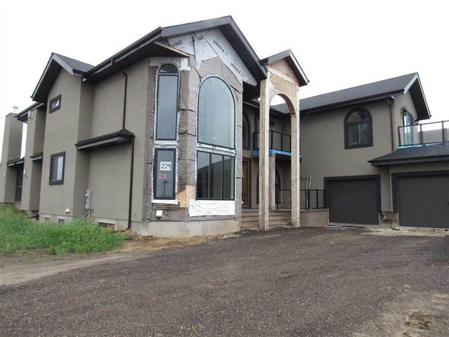 229 54302 Range Road 250, Rural Sturgeon County, AB T8T 0C9 (#E4197806) :: Initia Real Estate