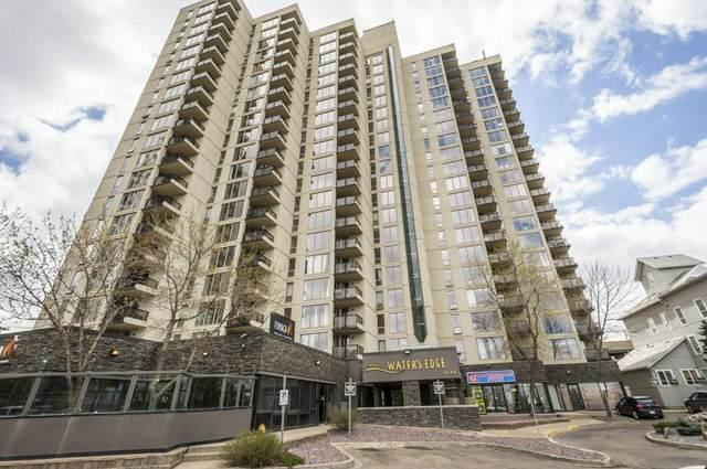 406 10149 Saskatchewan Drive, Edmonton, AB T6E 6B6 (#E4197823) :: RE/MAX River City