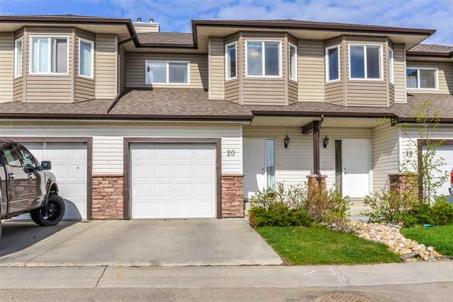 20 171 Brintnell Boulevard, Edmonton, AB T5Y 0C6 (#E4197845) :: The Foundry Real Estate Company