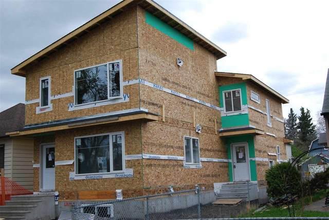Unit 2, 11840 93 Street, Edmonton, AB T5G 1C6 (#E4197847) :: Müve Team | RE/MAX Elite