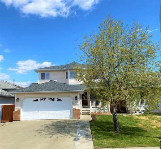 137 Hollick-Kenyon Way, Edmonton, AB T5Y 2C7 (#E4197876) :: The Foundry Real Estate Company