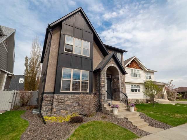 1404 Cyprus Way, Edmonton, AB T5E 6N2 (#E4197939) :: The Foundry Real Estate Company